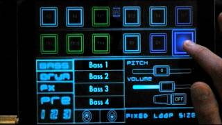 Bass Drop - Dubstep Production App, Wobble keyboard and sampler for iPhone, iPad and iPod Touch