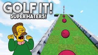 Quien SerÁ El Mas Hater Golf It