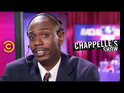 Chappelle's Show - The Racial Draft - Uncensored