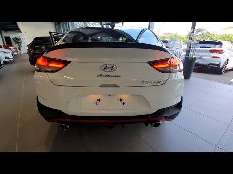New Hyundai i30 Fastback N Line 2019 Review Interior Exterior