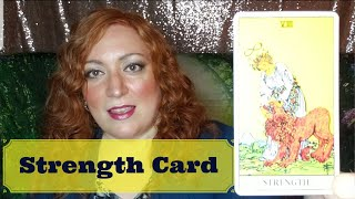 JOURNEY THROUGH THE TAROT: A Week with the STRENGTH Card | Introduction to the HANGED MAN