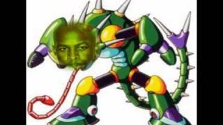 Joe vs. Mega Man X - Stutter Chameleon