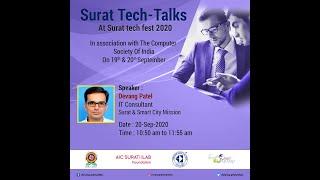 Surat & Smart City Mission -- Devang Patel