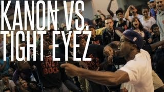 Kanon Vs Tight Eyez