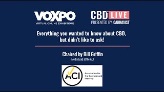 CBD Live Video Vault: Everything you wanted to know about CBD, but didn't like to ask!