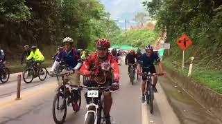 Miniatura Video Recorrido en bicicleta Bogotá - Villavo