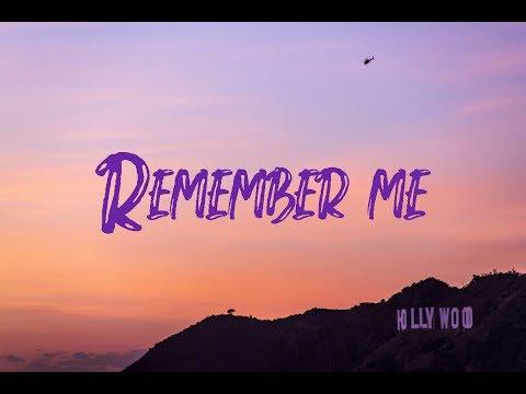 Smokepurpp - Remember me (Lyrics Video)