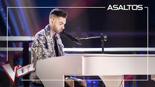 Aitor Martín canta 'Cómo mirarte' | Asaltos | La Voz Antena 3 2019