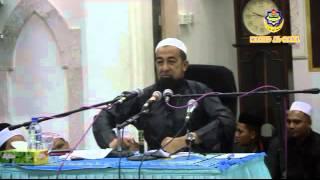 preview picture of video 'Masjid Al-Hana, Langkawi:Bhg 2 Kuliah Ustaz Azhar Idrus-Sessi Soaljawap pada 21-12-13'