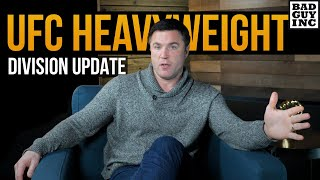 What's going on with the UFC heavyweight division?