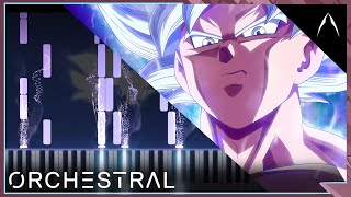 What If Ultra Instinct was a Boss Music?   Dragon Ball Super 「Hybrid Orchestral Cover」
