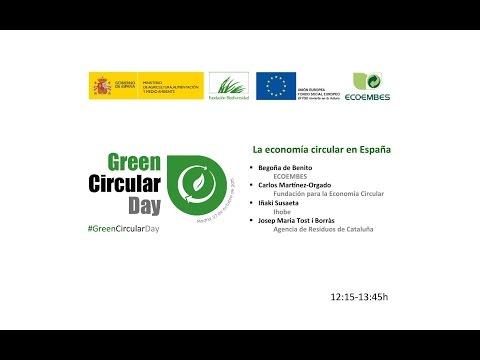 La economía circular en España