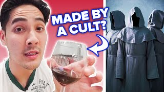 """We Tried Wine Made By A """"Cult"""""""
