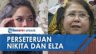 Babak Baru Perseteruan Nikita Mirzani dan Elza Syarief, Tanda Tangani Berkas hingga Bantah Tudingan