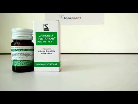Video Top 8  Homeopathic products for Asthma Treatment
