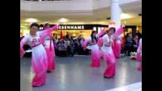 preview picture of video 'Chinese New Year 2014 Woking, England'
