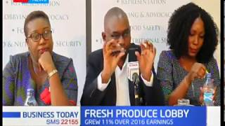 Kenya's earnings from fresh produce exports  increases- Business today
