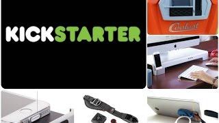 Лучшие проекты Kickstarter / Best of KickStarter (15.08)