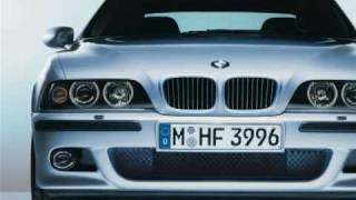 BMW E39 M5 SLIDESHOW