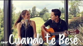 CUANDO TE BESÉ - Becky G ft. Paulo Londra (J&A)