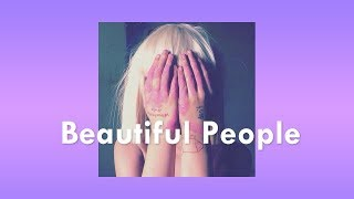 Sia & Rihanna feat. David Guetta - Beautiful People [ High Life ]