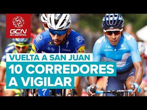 10 Corredores A Vigilar En La Vuelta A San Juan Internacional
