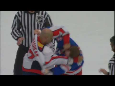 Donald Brashear vs Colton Orr