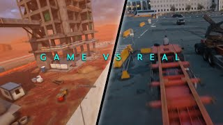 REAL vs GAME fpv drone flying | What Is The Difference?
