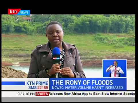 Water rationing in Nairobi to continue after water volume in Ndakaini dam remains low