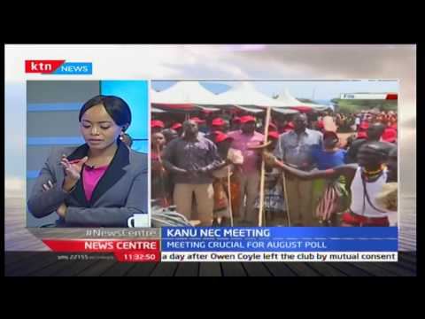 News Centre: KANU holds crucial meeting in Nakuru ahead of August poll