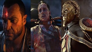 Black Ops 4 Zombies - All Easter Egg ENDING Cutscenes (Titanic, IX, Blood of The Dead)