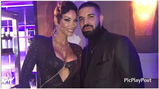 Drake and Eddie Murphy Ex Nicole Murphy CELEBRATE her 50TH BIRTHDAY Together 💕