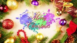 Merry Christmas 2014 | Animated Christmas Greetings - KidsOne