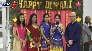 Telugu NRI's Diwali Celebrations in Frisco - Texas, USA | TV5 News