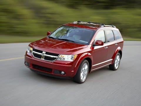 Dodge Journey 2.0 CRD Знакомство с машиной и диагностика