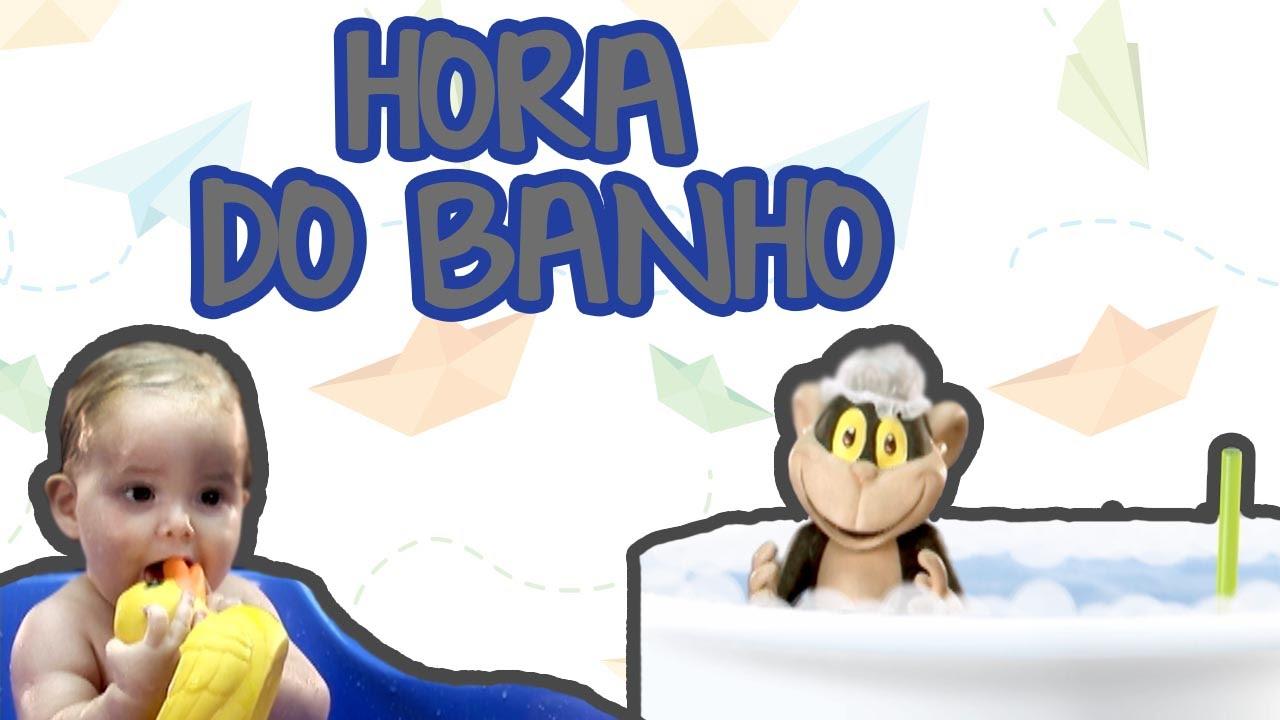HORA DO BANHO | BEBÊ MAIS CASA