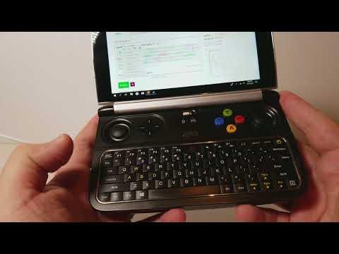 GPD Win 2 – Keyboard Review