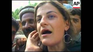 Tourists flock to witness the lives of the Kalash tribe members