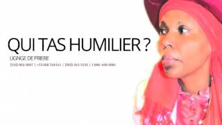 Qui t'a humilié