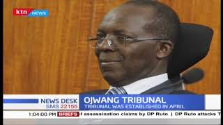 Justice Alnashir Vishram Chairs Tribunal sitting over Justice Ojwang misconduct accusation