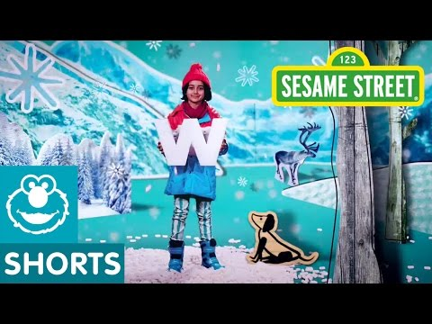 Sesame Street: W is for Weather