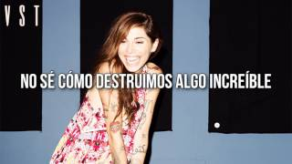Christina Perri - Shot Me In The Heart (Subtitulada al español) HD