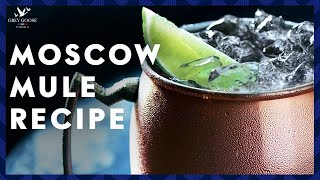 Moscow Mule: GREY GOOSE Vodka Cocktail