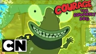Courage the Cowardly Dog - The Uncommon Cold