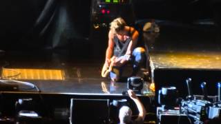 5 Seconds of Summer with Josh Devine on drums - Teenage Dream Melbourne Oct 30 2013 with