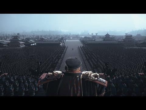 Building an army in Total War: Three Kingdoms