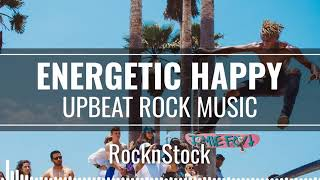 royalty free background music upbeat rock - TH-Clip