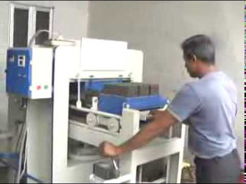 Bharat Fly Ash Brick Making Machine - BHS-303C