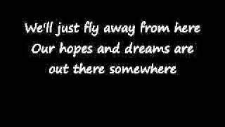Aerosmith-Fly away from here-Lyrics