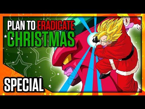 Dragon Ball Z Abridged: Plan to Eradicate Christmas - Team Four Star (TFS)